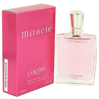 Mirakel Eau De Parfum Spray av Lancome 1,7 oz Eau De Parfum Spray
