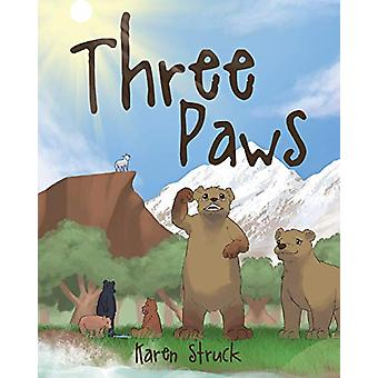 Three Paws by Karen Struck - 9781644627525 Book