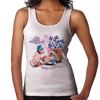 La rotonda mágica Ermintrude & Dougal Hello Handsome Women's Vest