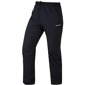 Montane Pac Plus Nohavice - Krátka noha - Čierna