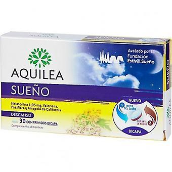 Aquilea Schlafverbesserung für Erwachsene 1,95mg 30 Tabletten
