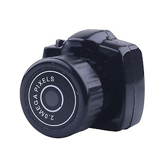 Mini Camera Camcorder Hd Portable Webcam Recorder