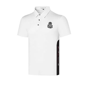 Camiseta de golf de verano para hombre