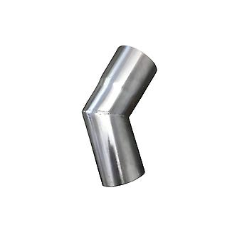 Outbacker firebox flame 45 degree elbows - pair