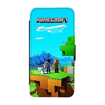 Minecraft Samsung Galaxy A32 5G Wallet Case