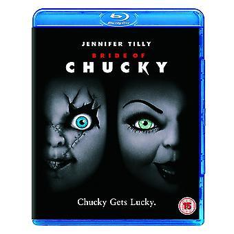 Chucky Blu-rayn morsian