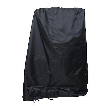 أسود بينغ بونغ تخزين الجدول تغطية داخلية / في الهواء الطلق ورقة تنس الطاولة السوداء للماء dt2076