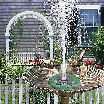 Bird bath solar fountain dt4486
