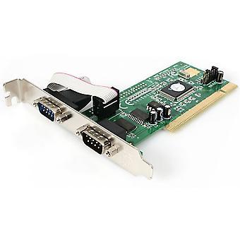 StarTech 2 Port 16550 Serial PCI Card