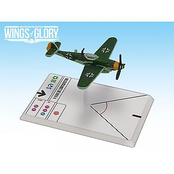 Wings Of Glory Messerschmitt Bf.109 K-4 Hartmann Board Game