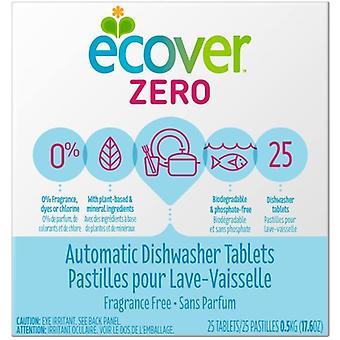 Ecover Zero Automatic Dishwasher Tablets, 17.6 OZ