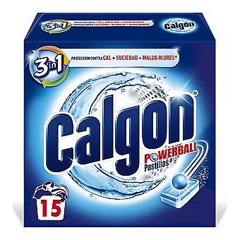 Anti-limescale Calgon (15 uds)