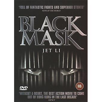 Black Mask DVD (2002) Jet Li Lee (DIR) Zertifikat 18 Region 2