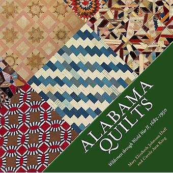 Alabama Quilts by Mary Elizabeth Johnson HuffCarole Ann King