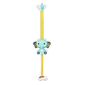 Cute Elephant Pattern Faucet Baby Water Game Shower Head Electric Water Spray Toys|Bath Toy