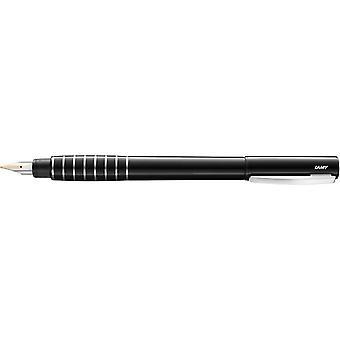 Lamy Accent Brilliant Fountain Pen - Black