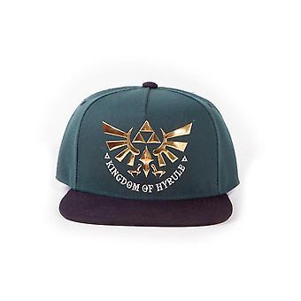Legende von Zelda Königreich von Hyrule Snapback Baseball Cap