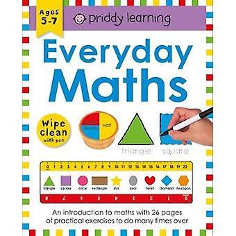 Everyday Maths UK EDITION Wipe Clean Workbooks