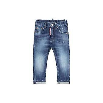 Dsquared2 Baby Red Tag Klassieke Jeans