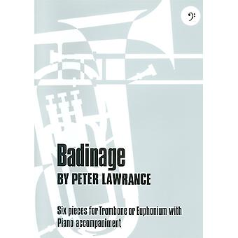 Badinage Bass Clef (Solo Brass - Trombone/Euph)