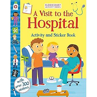 Visit to the Hospital Activity and Sticker Book
