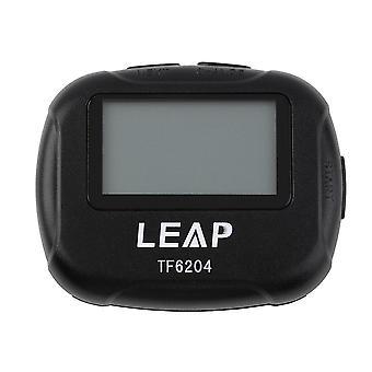 Training Electronics Interval Timer Segment Stopwatch Interval Chronograph (nero)