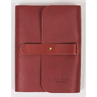 Red Wing 97160 Leather Journal - Oro-russet Portage