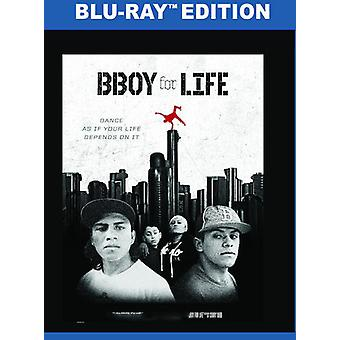 Bboy for Life [Blu-ray] USA import
