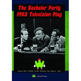 Bachelor Party 1953 Television Play [DVD] USA import