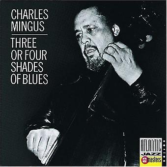 Charles Mingus - importación de 3 o 4 tonos de los azul [CD] los E.e.u.u.