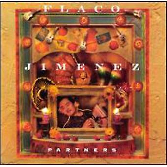 Flaco Jimenez - Partners [CD] USA import