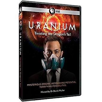 Uranium: Twisting the Dragon's Tail [DVD] USA import