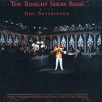 Tonight Show Band - Tonight Show Band: Vol. 1-con l'importazione in Stati Uniti Doc Severinsen [CD]