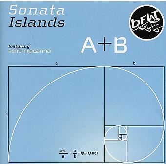 Sonata Island - A + B [CD] USA import