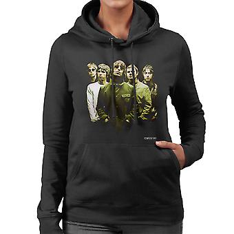 Oase Band Liam Noel Gallagher Damen Sweatshirt mit Kapuze