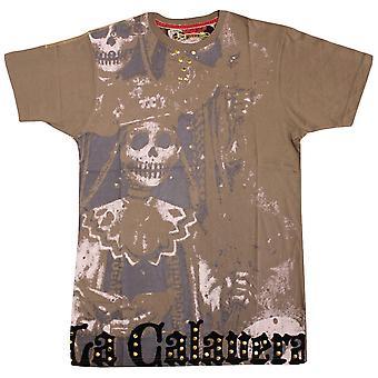 Blanco Label SS La Familia T-shirt Taupe