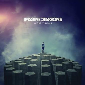 Imagine Dragons - importazione USA Night Visions [CD]