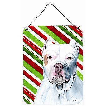 Aumata Bulla Holiday joulua alumiini metalli seinän tai ovi roikkuu tulosteita