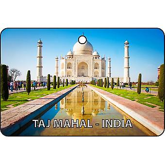 Taj Mahal - India bilen Air Freshener