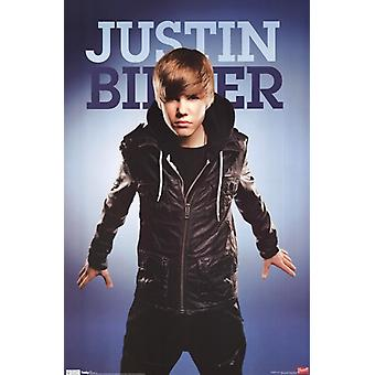 Justin Bieber - Fly Poster Print