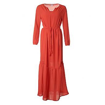 サン ・ トロペ織ロング ドレス