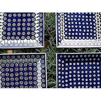Set van 4 startplaten, vierkant, 23 x 23 cm, traditie, BSN m-552-2. Keuze