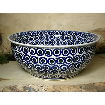 Waves edge Bowl, 2nd choice, Ø 29 cm, height 11 cm, tradition 62 - BSN 60296