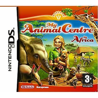 Mit Dyrecenter i Afrika (Nintendo DS)-ny
