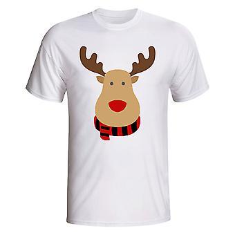 AC Milan Rudolph anhängare T-shirt (vit)