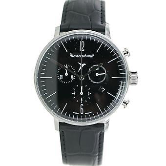Aristo Messerschmitt mens watch chronograph Aviator watch ME-4 H 151