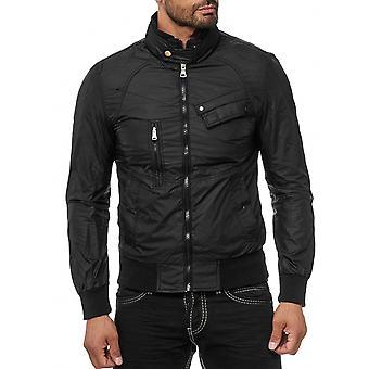 Mænds overgangs jakke Blouson Bomber jakker stil Windbreaker lys nye