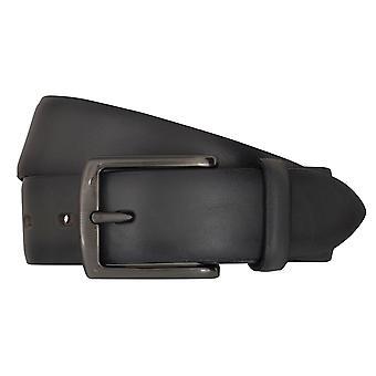 Ceintures de ceinture ceintures hommes LLOYD hommes cuir ceinture gris 6838