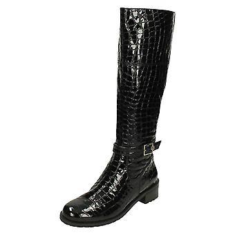 Ladies Van Dal Knee High Boots Shelby