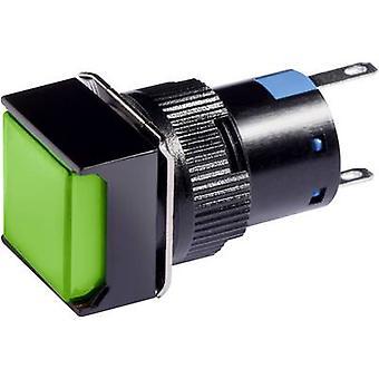 Barthelme 58520113 LED indicator light Green 12 V DC/AC 31 0113